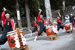 20130101上社奉納太鼓(本宮)